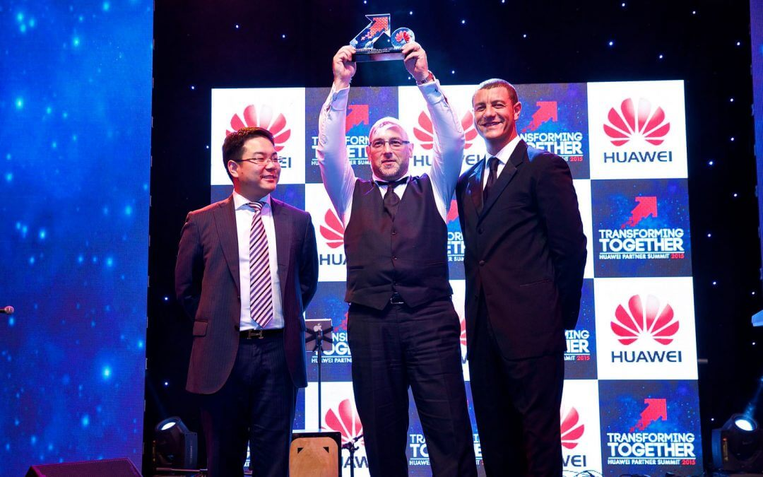 Huawei Commercial Distributor of the Year Award