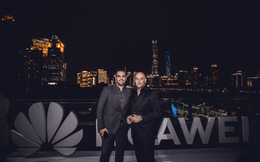 Enterprise Systems supports Huawei to build a fully connected, Intelligent world