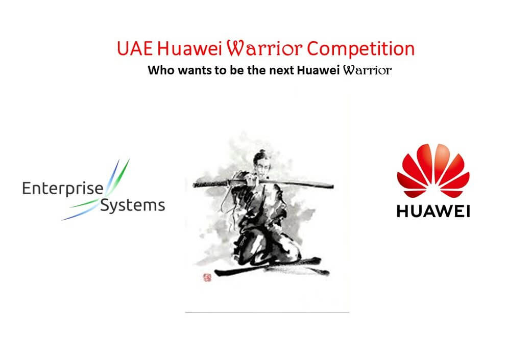 Huawei Warrior Competition – Postsales