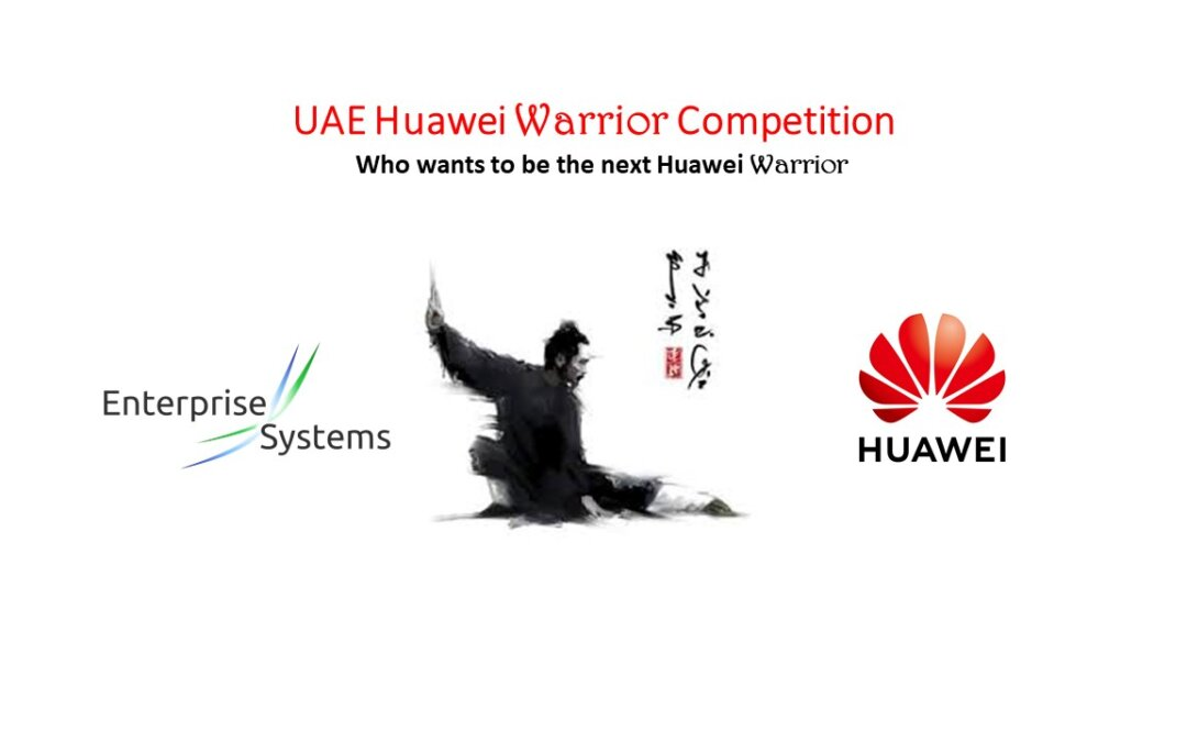Huawei Warrior Competition – Presales