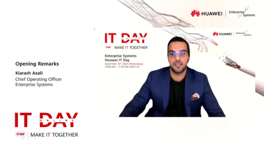 Enterprise Systems – Huawei IT Day 2020