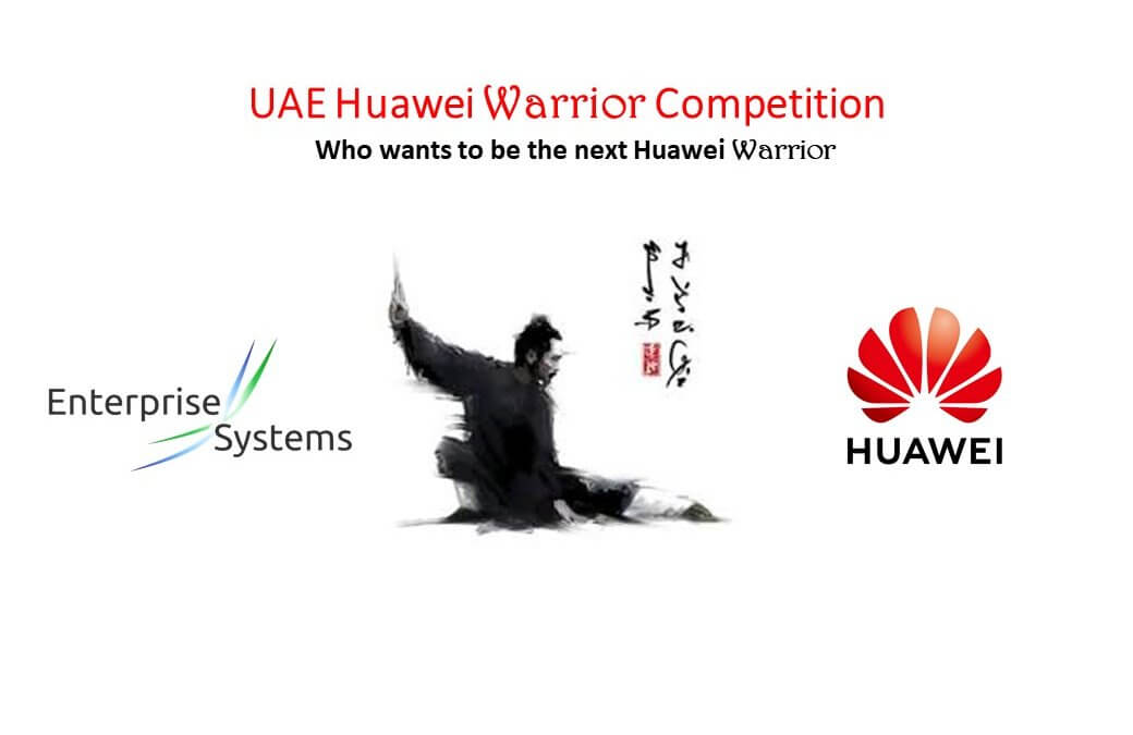 Huawei Warrior Competition – Pre-sales
